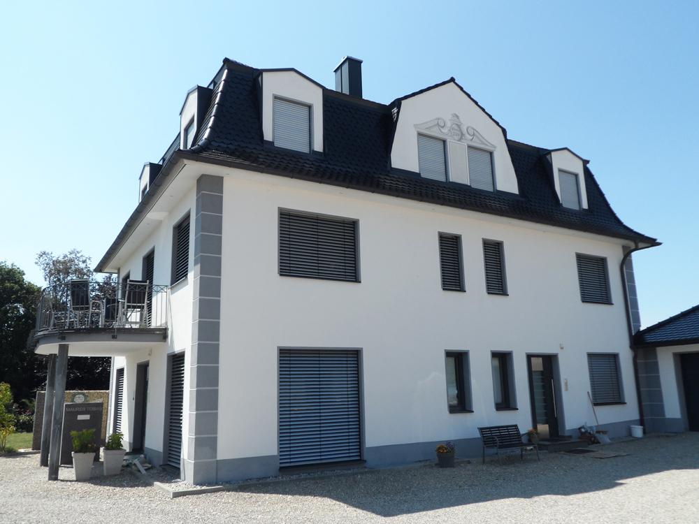 Neubau Tobias Maurer Bau